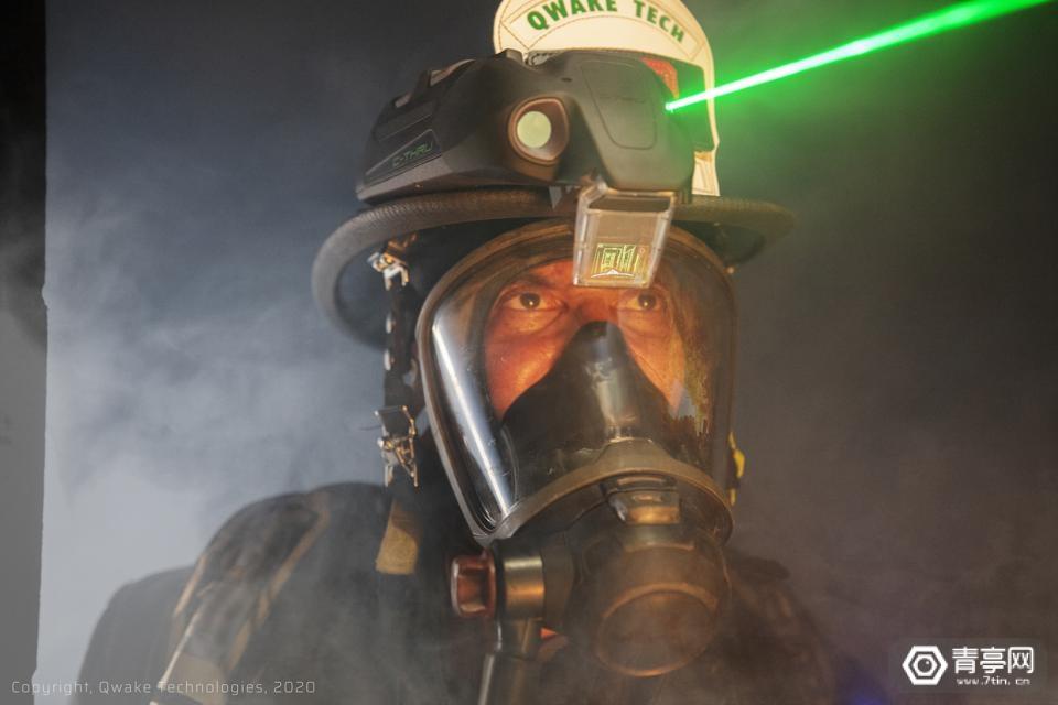 AR消防头盔厂商Qwake获美国国土安全部140万美元订单