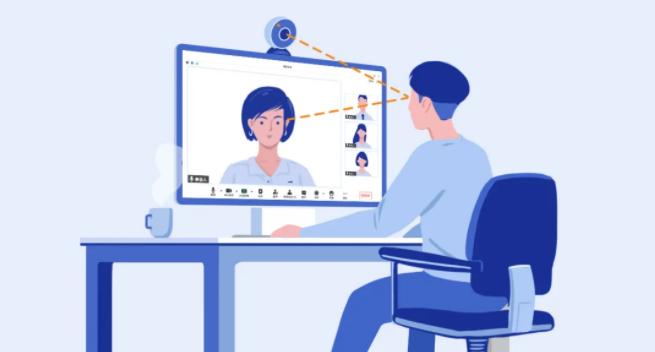 """腾讯会议增加AI纠正""""眼神接触""""功能"""