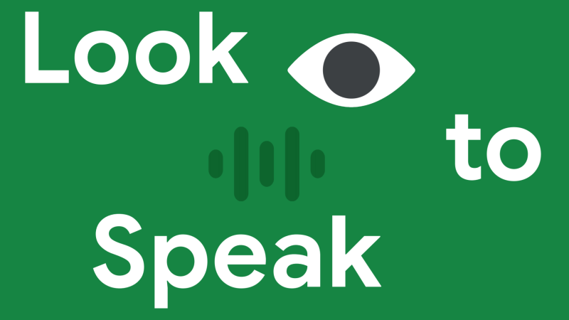 google-look-to-speak