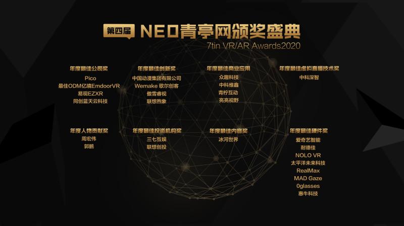 青亭第四届VRAR产业创新者峰会 (5)