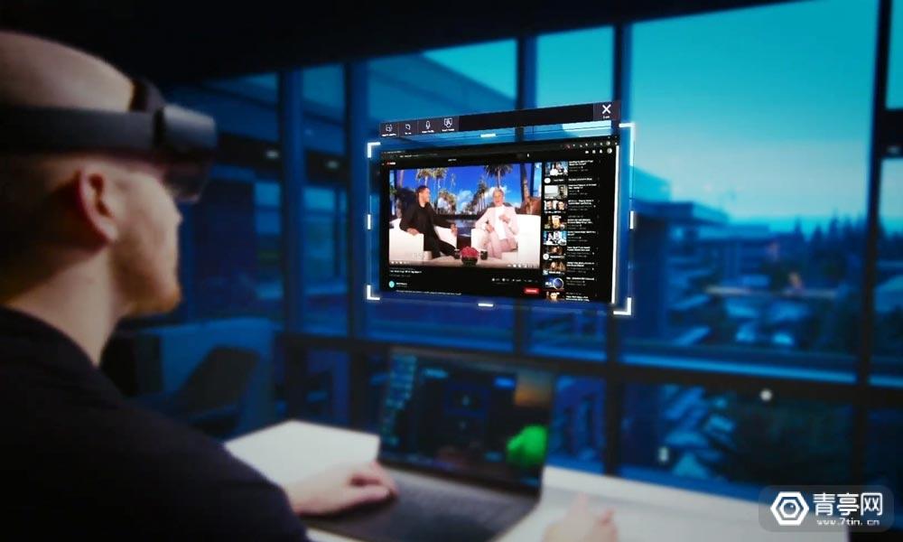 HoloLens分屏应用《Mirage》上线,支持个性化窗口管理