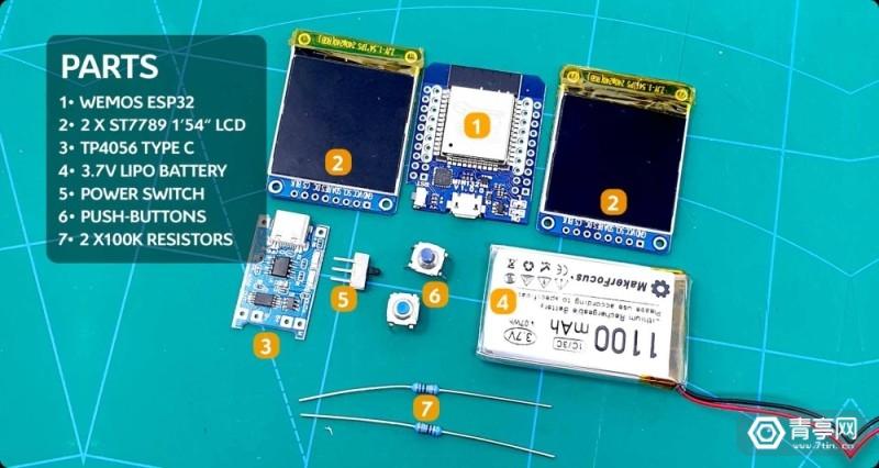 AR-Brille-zum-selber-bauen-cheApR-Lens-System-Bauteile