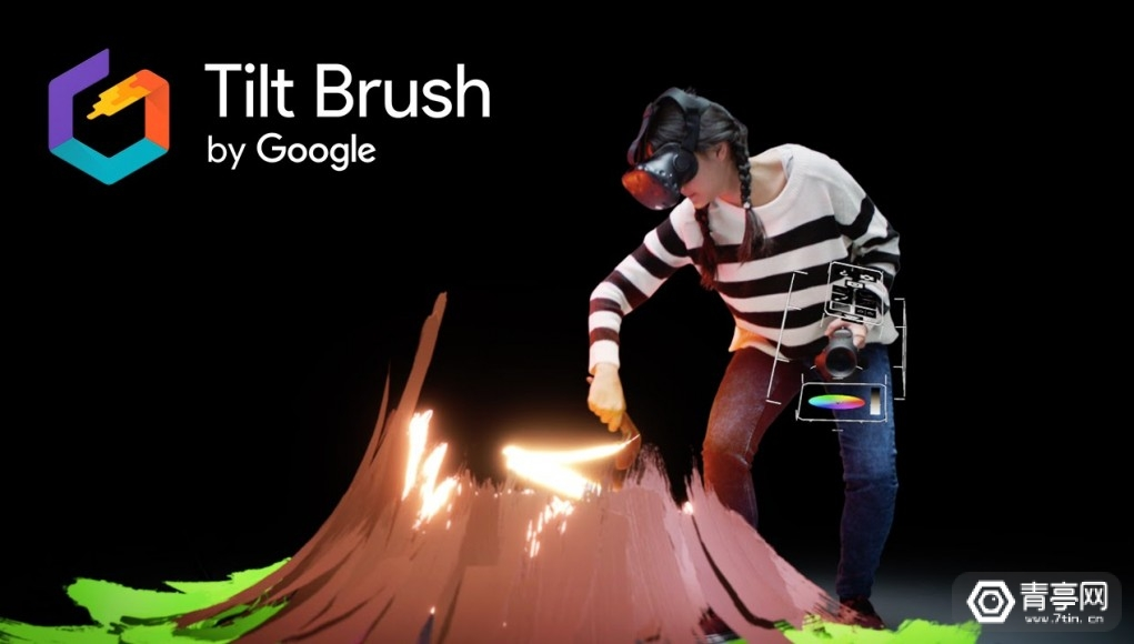 《Tilt Brush》联合开发者离开谷歌,将与I-Illusion合作开发新VR内容