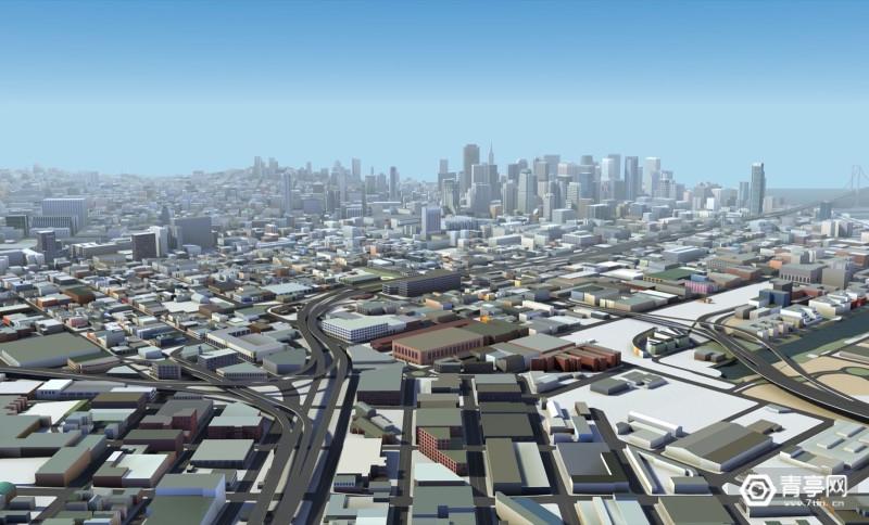 HERE在CES 2021上推出了三款全新地图技术产品