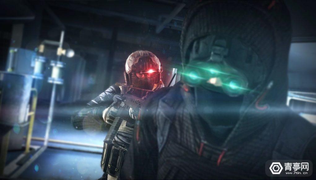 育碧招聘信息暗示《细胞分裂VR》可能支持多人模式