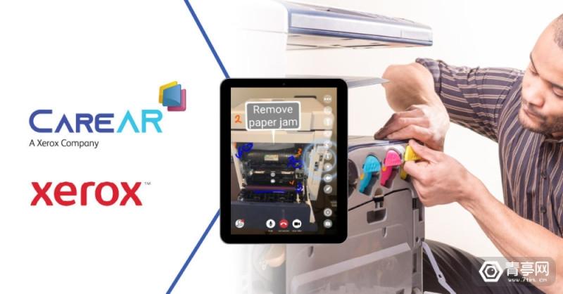 CareAR-Xerox-acquisition
