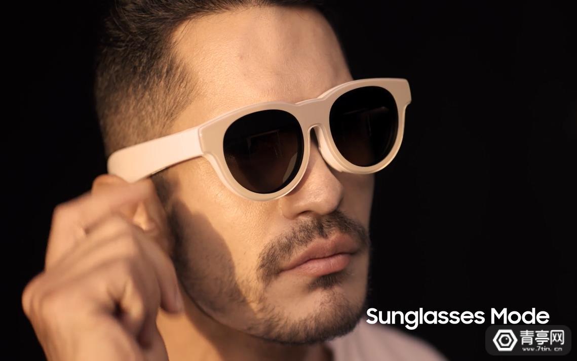 三星AR眼镜专利:根据电量、环境光动态调节亮度的方案