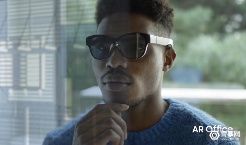 三星AR眼镜概念视频 (1)