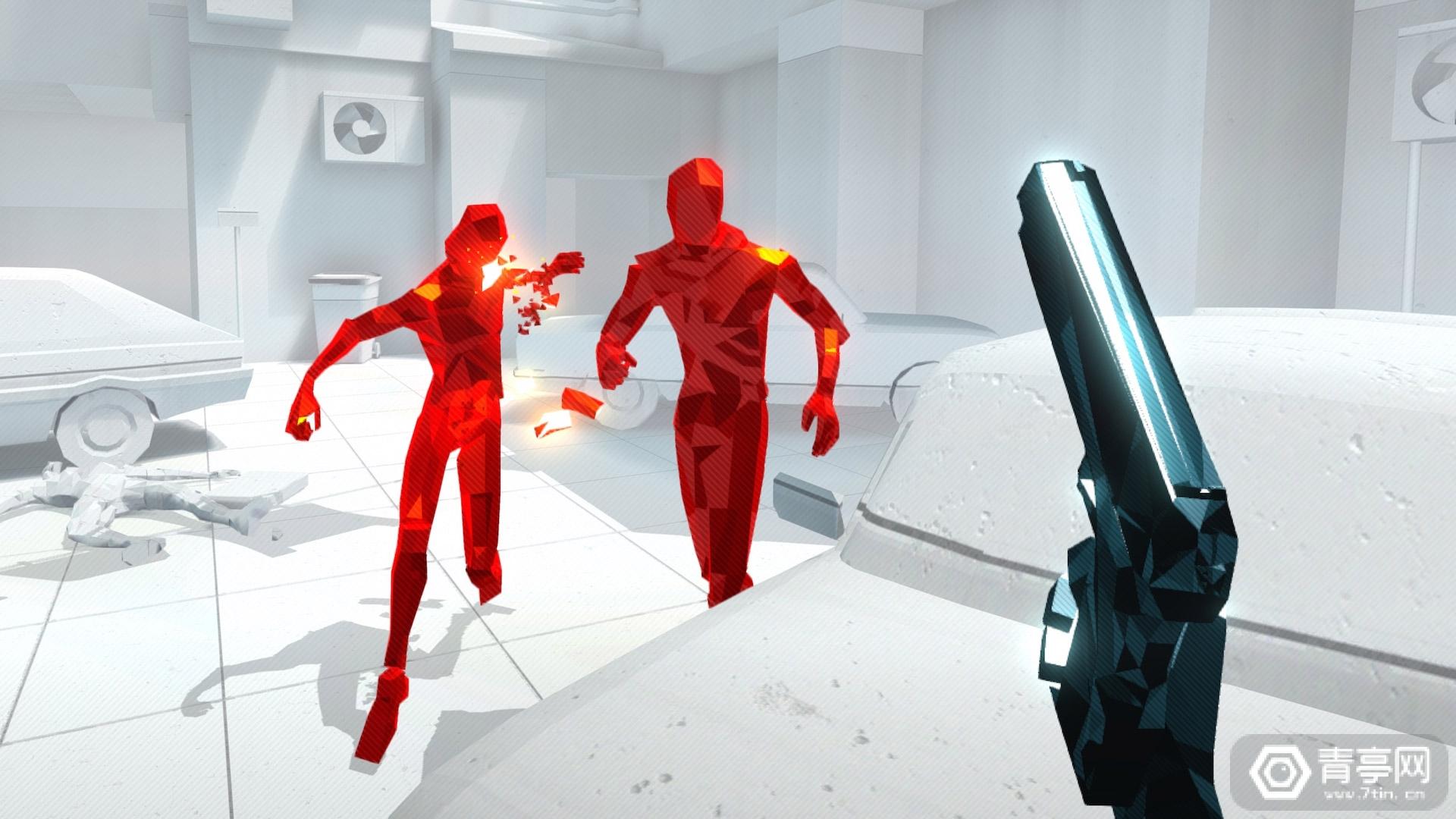 《Superhot》全平台销量突破1200万份,其中100万来自Quest