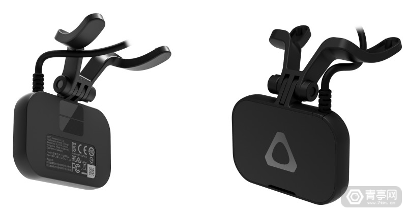 HTC Vive发布面部追踪模块和第三代Vive TrackerFacial Tracker Final-3