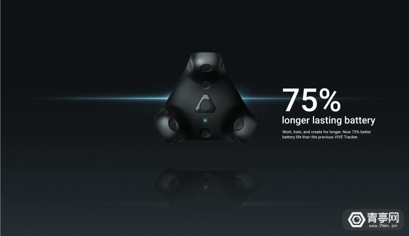 HTC Vive发布面部追踪模块和第三代Vive Tracker (2)