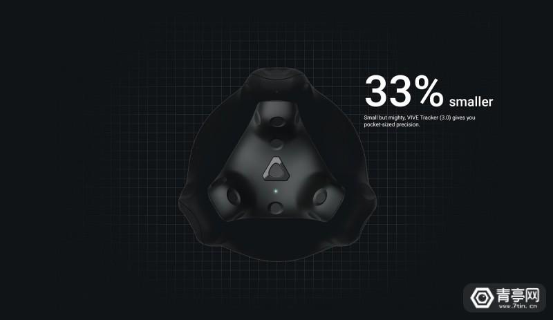 HTC Vive发布面部追踪模块和第三代Vive Tracker (3)
