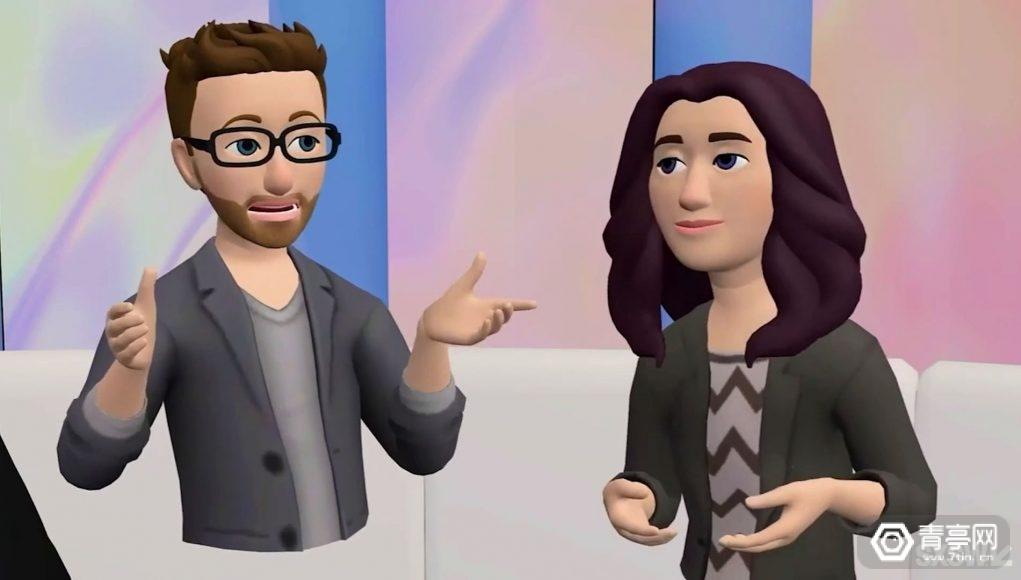 Horzion布局第一步,Facebook公布最新虚拟化身系统