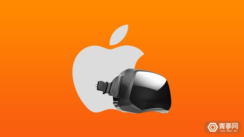 apple MR AR vr