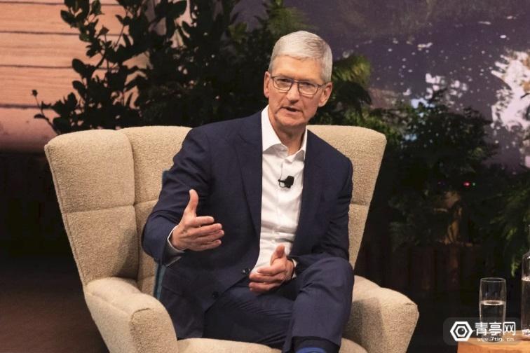 Tim Cook表示苹果希望利用AR让对话变得更美好