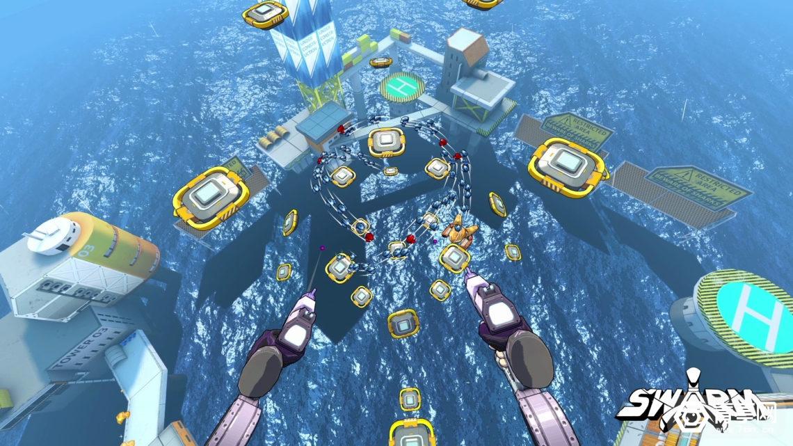 VR游戏《Swarm》上线Oculus Quest和Rift