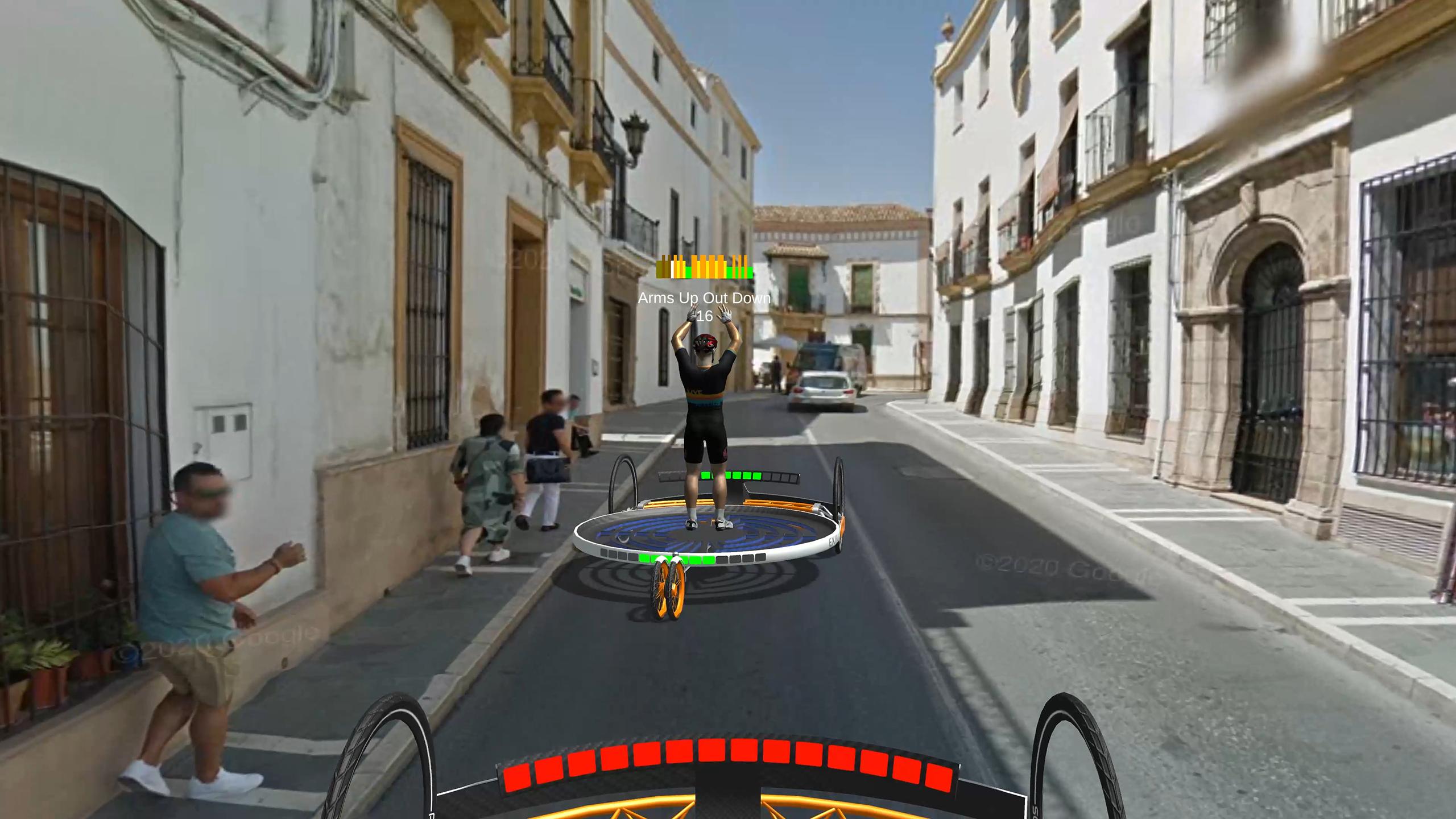 从VR自行车到VR一体机应用,VirZOOM对虚拟健身的新思路