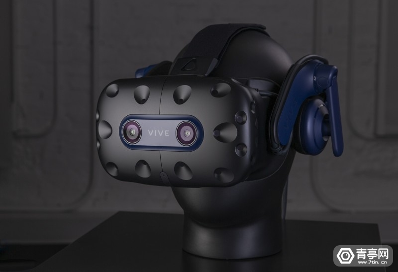 VIVE Pro 2 - 头部模型