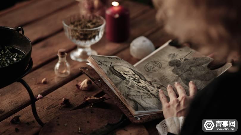 支持语音召唤恶魔,恐怖解谜类AR绘本《阿斯蒙蒂斯之书》开启众筹