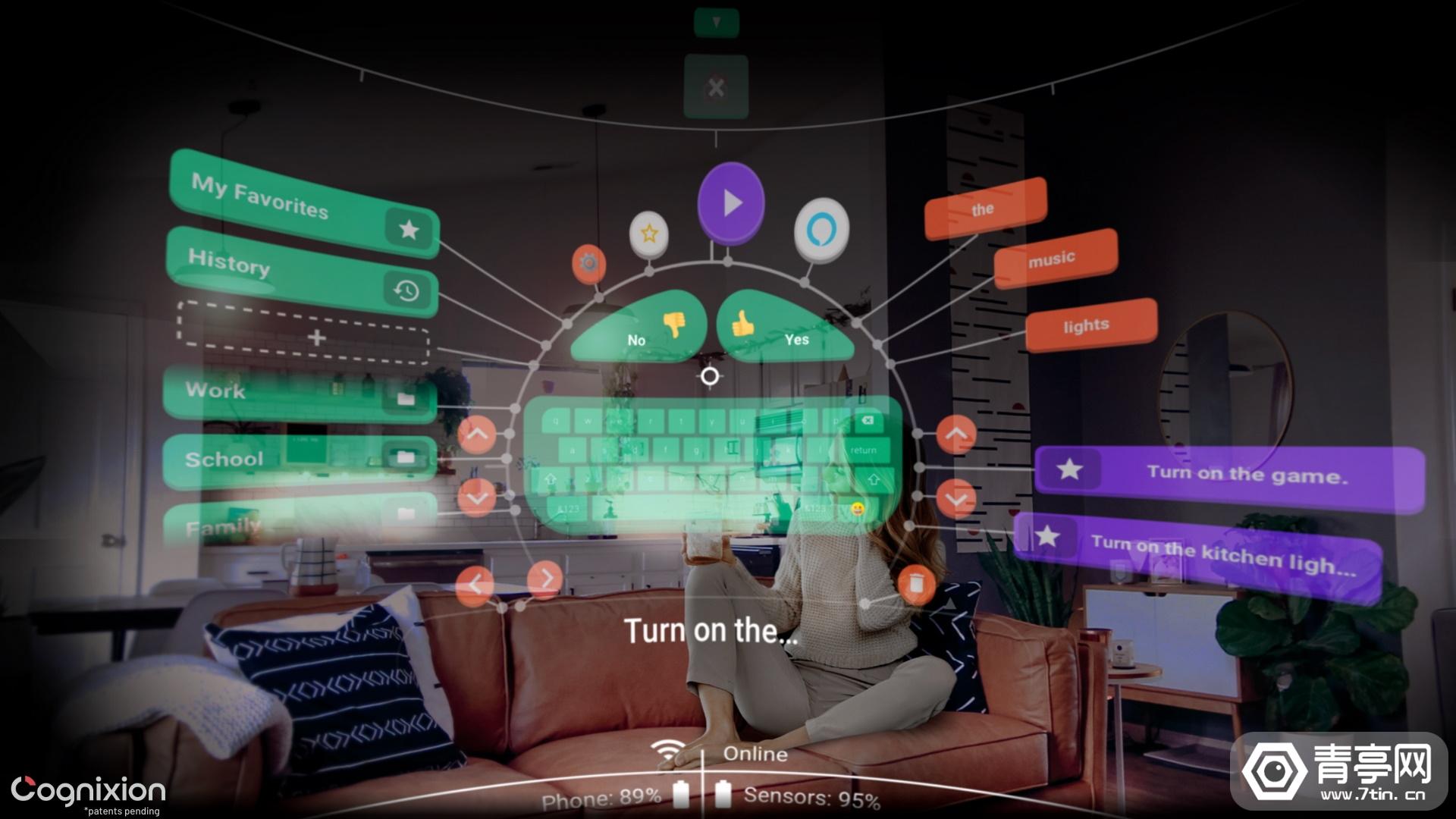 Cognixion ONE:为什么要给脑机接口加上AR界面