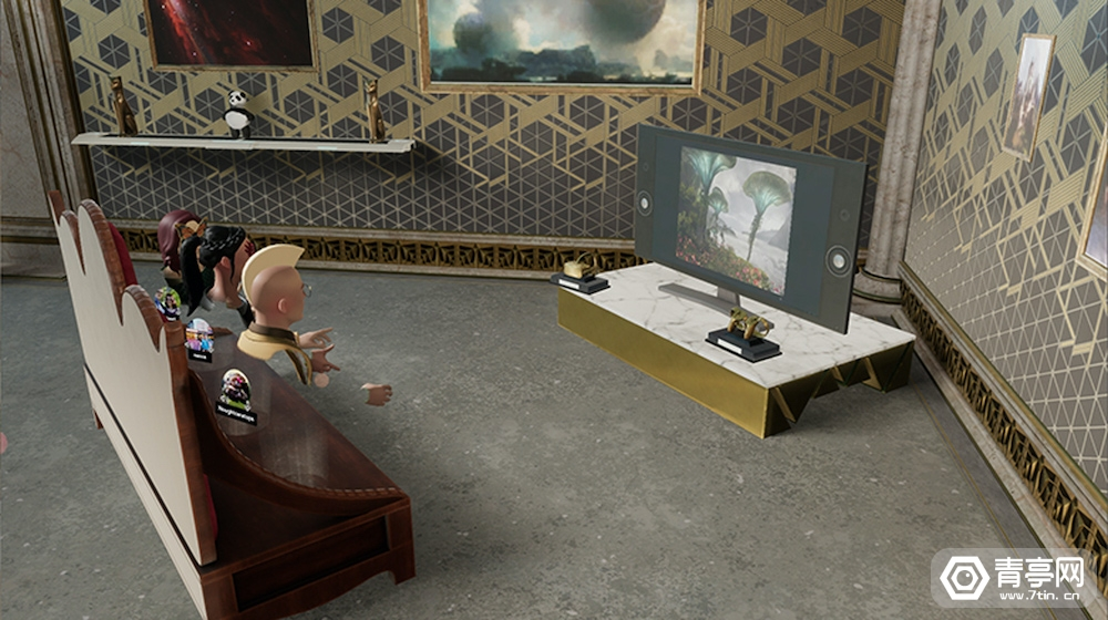Oculus正在研发Quest Home界面社交功能,或与Horizon集成