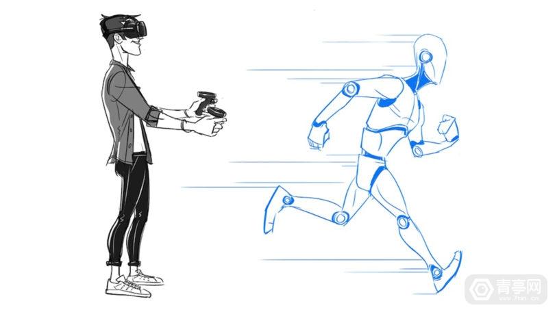 为了让步行在VR中更逼真,脚部VR力回馈方案诞生