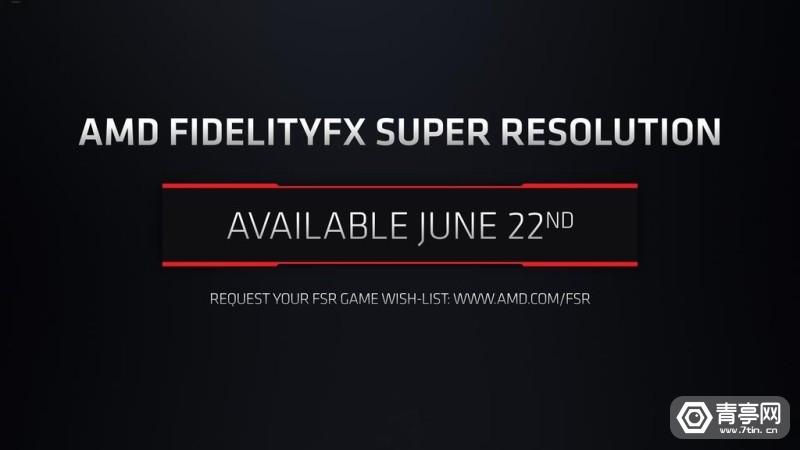 AMD FidelityFX超级分辨率技术 (1)