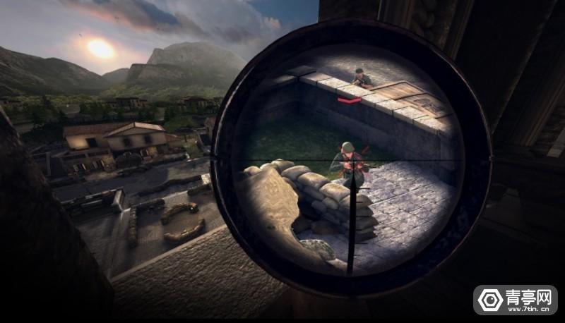 SniperEliteVRPSVRShowcase