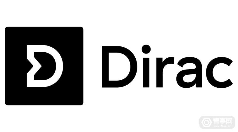 dirac-research-ab-vector-logo