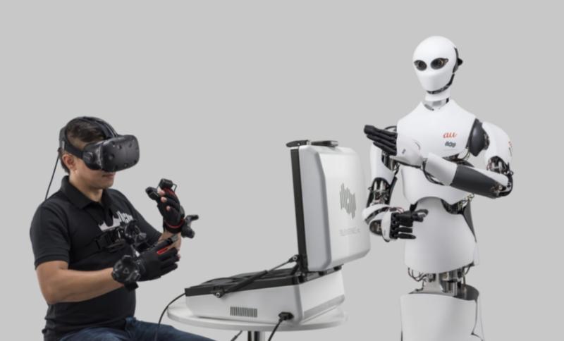 VR机器人公司Telexistence获22亿日元A2轮融资