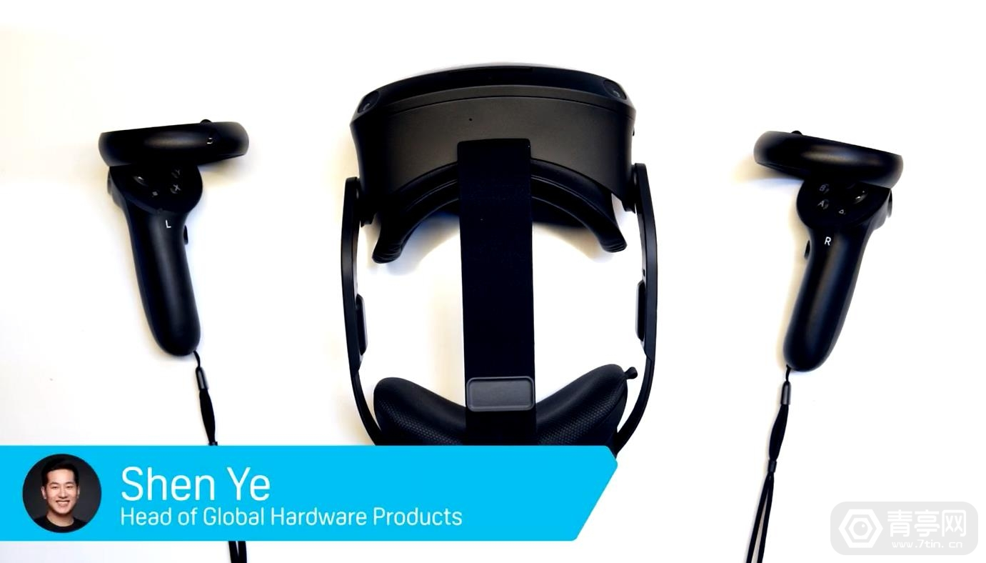 HTC Vive Focus 3拆解:镁铝合金框架,做工设计可圈可点