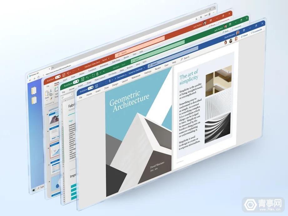 微软宣布为商业客户提供Windows 365云电脑服务