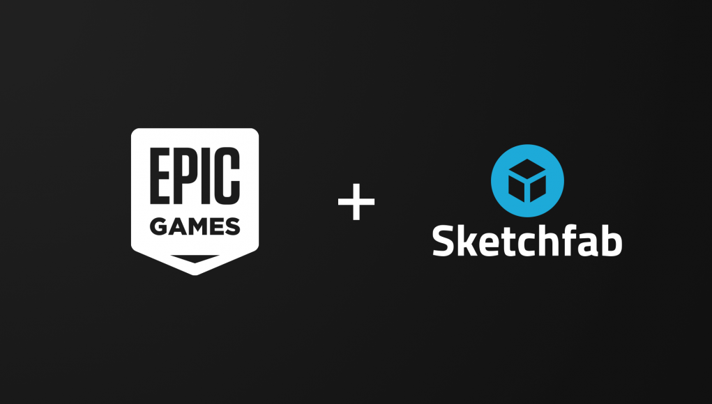 Epic收购3D内容平台Sketchfab,旨在发展3D/AR/VR生态