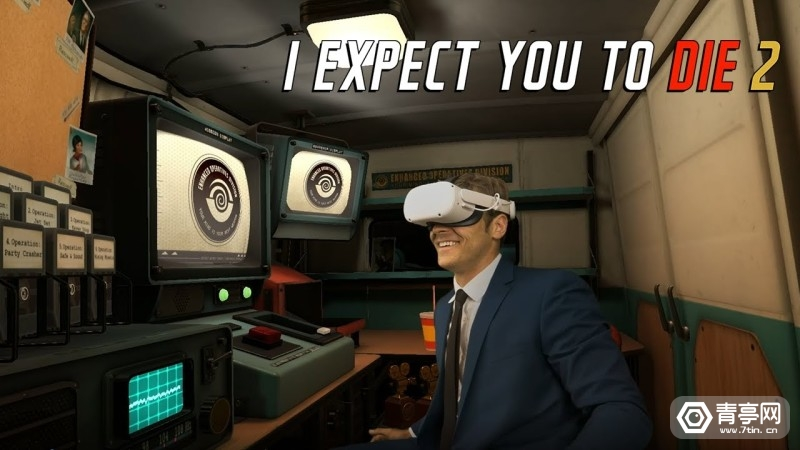 I Expect You to Die 2 我期待你死2