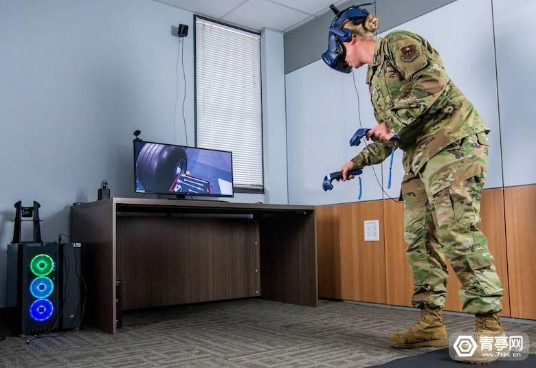 美国空军改用VR培训飞行员,培训速度提升46%