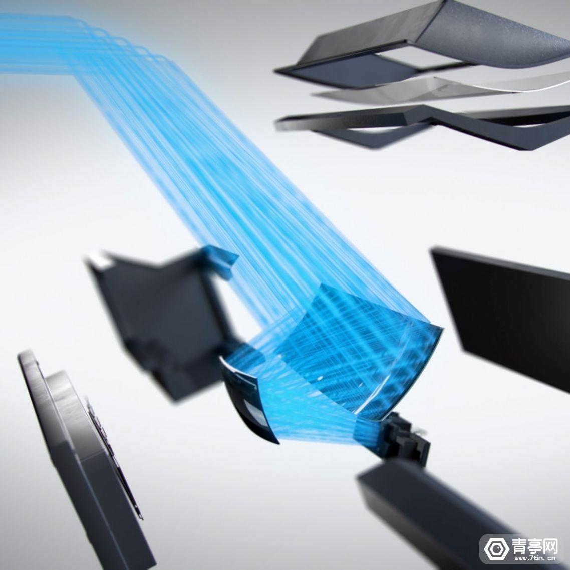 康宁为现代摩比斯AR HUD系统提供2毫米轻薄曲面镜方案