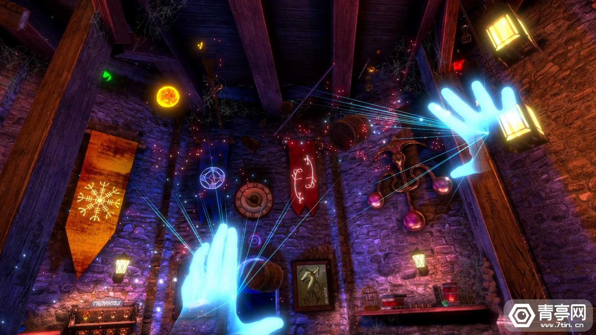 为什么要在VR中模拟魔法,《Waltz of the Wizard》开发者亲述