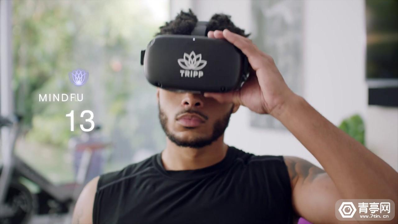 VR冥想应用开发商Tripp收购PsyAssist,将提供辅助性心理治疗