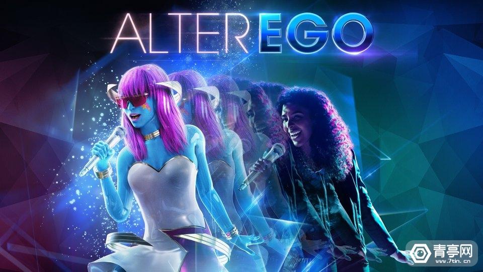 虚拟选秀节目《Alter Ego》播出,AR表演到底有多好看
