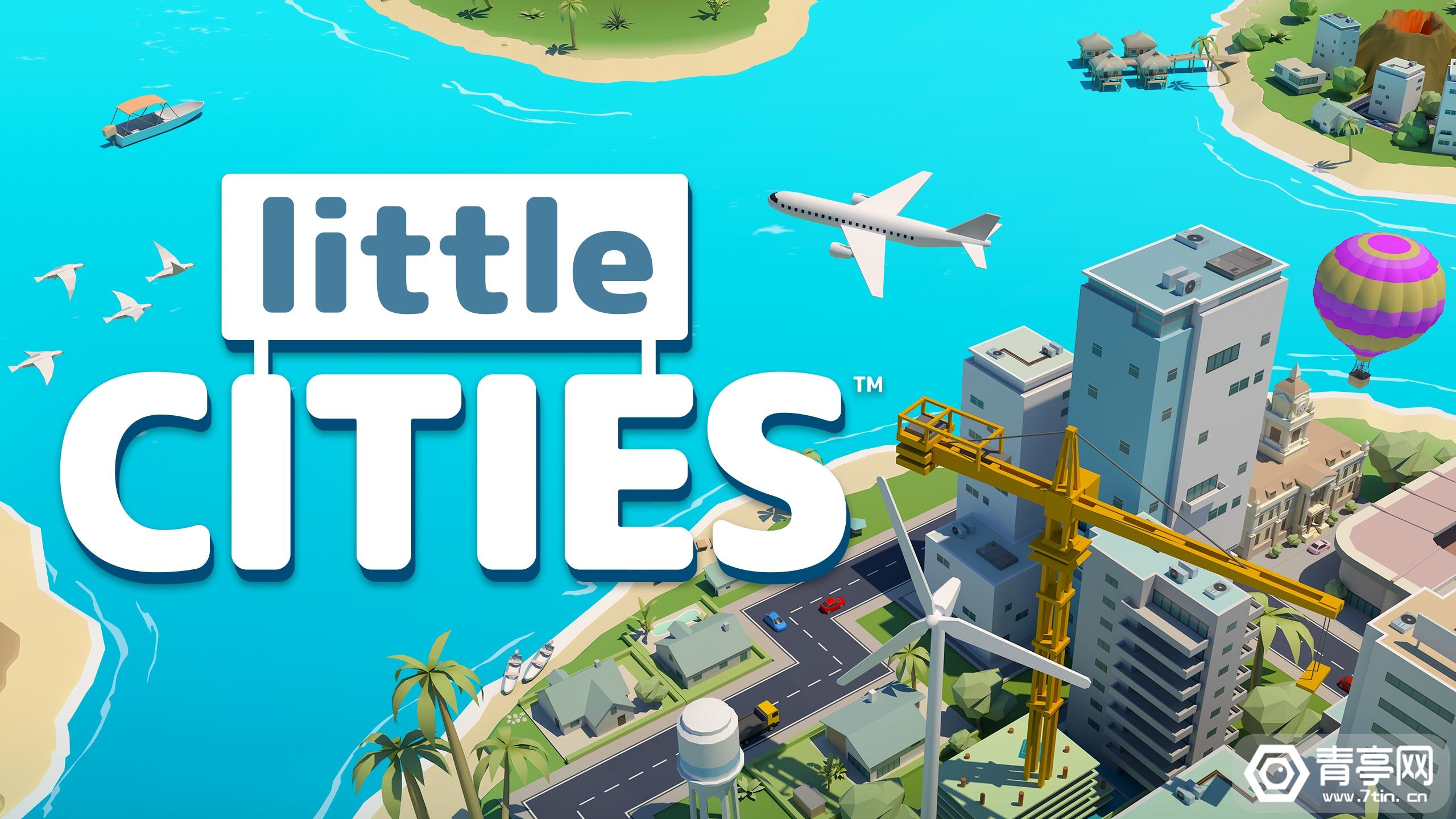 VR城市建造游戏《Little Cities》来袭,玩法酷似SimCity